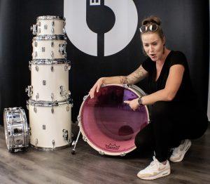 Ilse Hofma - British Drum Co